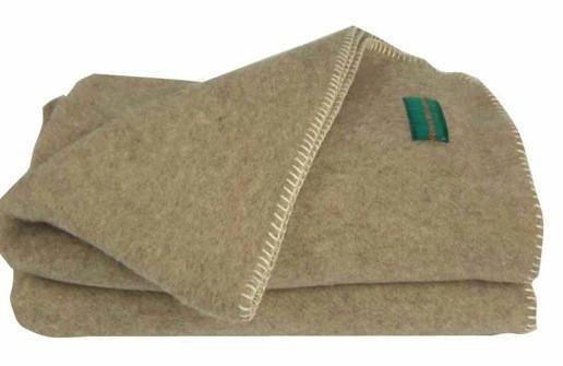 Couvertures en laine biologique