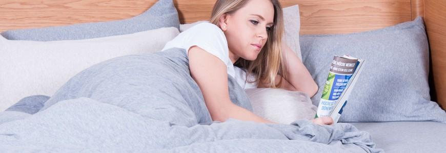 Linge de lit : housses de couette, draps housse, taies, etc...