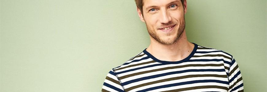 T-shirts, chemises et polos manches courtes