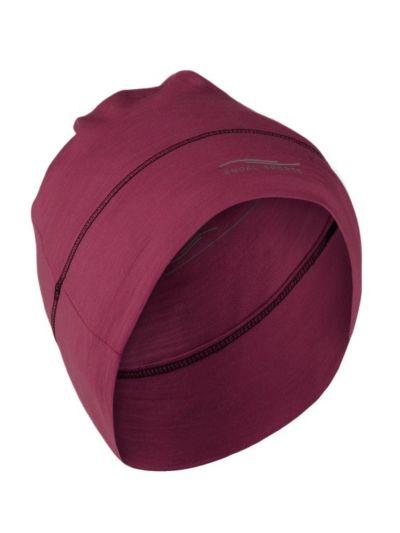 Bonnet laine et soie unisexe Baie