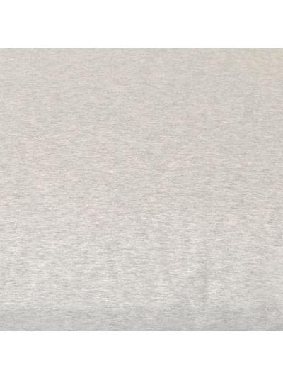 Drap housse lit 1 place 100% coton bio GOTS coloris Beige chiné