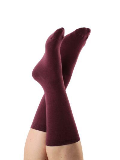 Chaussettes coton bio du 35 au 42 Bordeaux