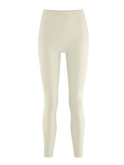 """Ligne """"CLASSIC"""" caleçon long 100% coton bio femme naturel"""