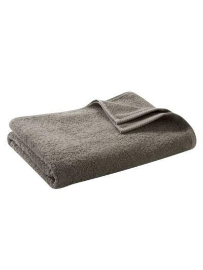 Serviette 100% coton bio 450 gm/m2, 140x70 cm Taupe clair