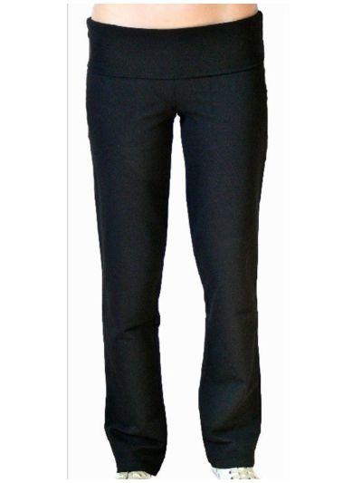 Pantalon coton bio Yoga Femme GOTS