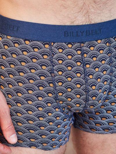 Boxer coton bio BILLYBELT Dagbreek