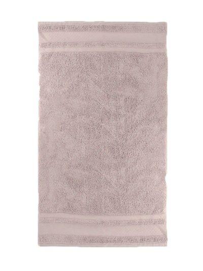 Serviette 100% coton bio 600 g/m2, 70X130 cm, peau de pierre, fabriqué au Portugal, GOTS