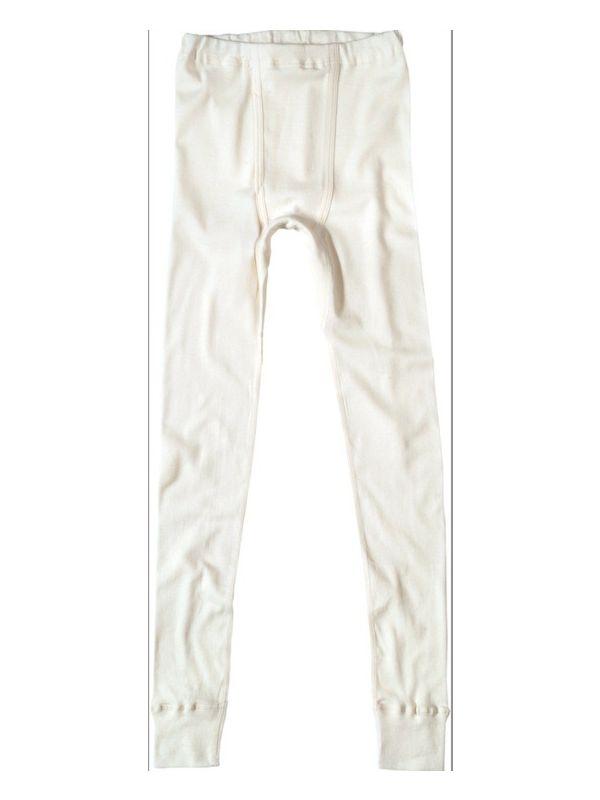 Caleçon long coton bio homme naturel