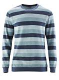 Pyjama coton bio éponge rayé GOTS